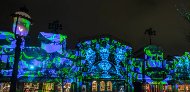 Night-time firework show coming to Disneyland this summer - 'Mickey's Mix Magic' 2