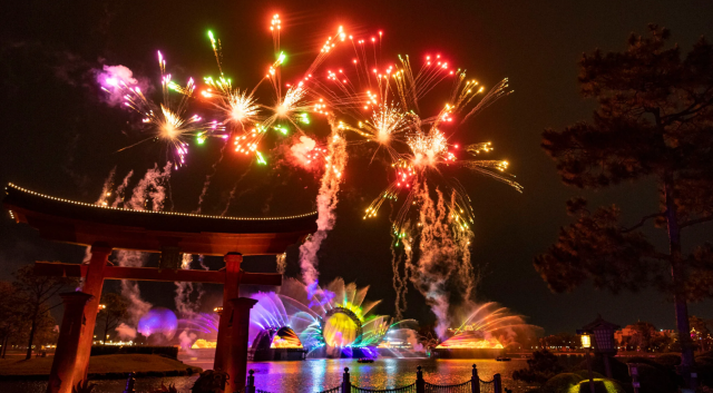 All New Night-time spectacular Harmonious coming to Epcot on October 1st! 1