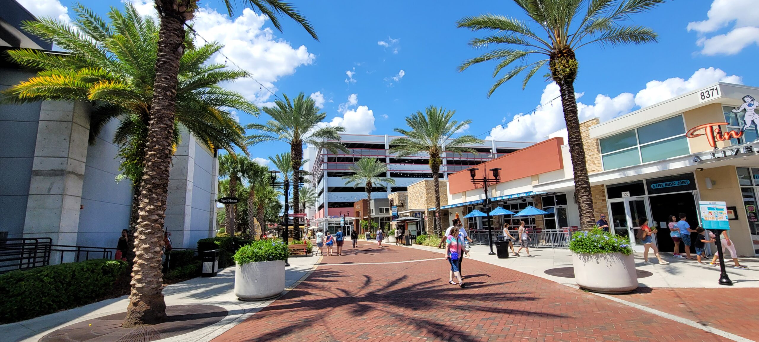 Have a family fun day at ICON Park in Orlando 2