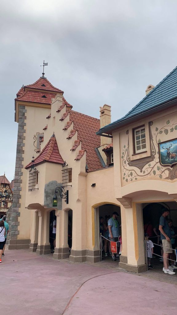 Scrim removed from Peter Pan's Flight in the Magic Kingdom 3