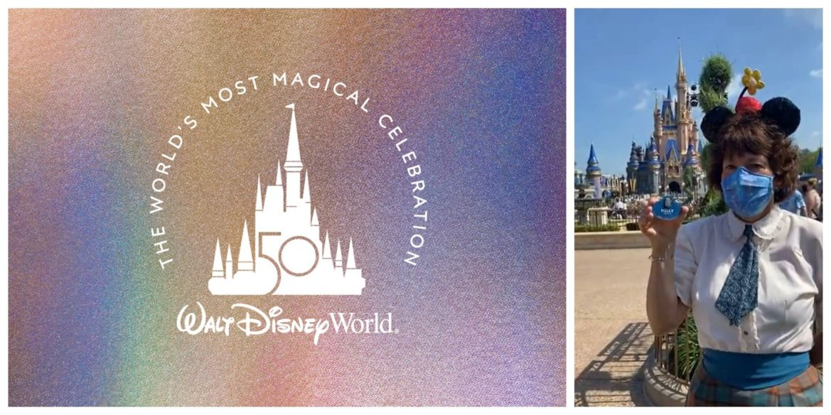 Legacy Cast Members to Receive EARidescent Nametags for Disney World 50th Anniversary
