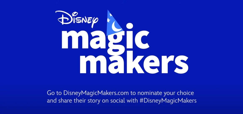 Disney Giving Away Trips to Walt Disney World for Disney Magic Makers