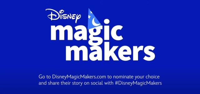 Disney Magic Makers trip giveaway