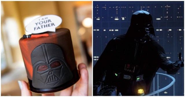 """Limited edition """"I Am Your Father"""" Petite Cake now at Disney Springs 1"""