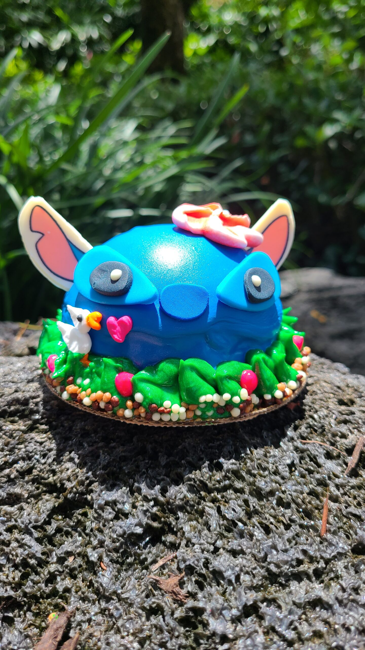 Say Aloha to the new Stitch Cupcake for 626 Day! 3