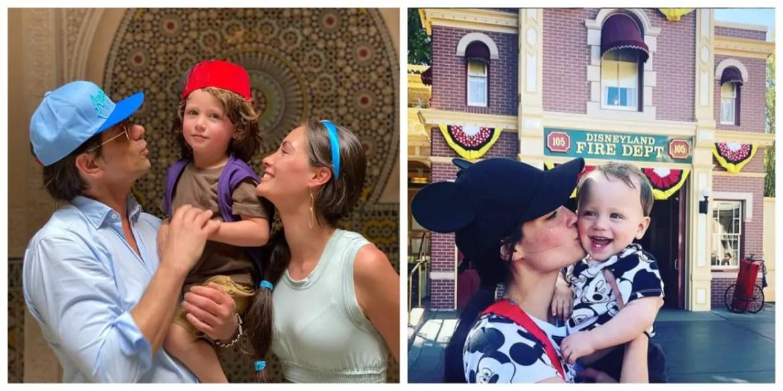 John Stamos is raising his son to LOVE Disney