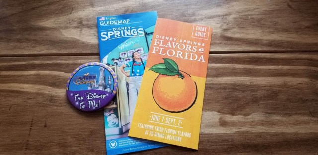 Flavors of Florida returning to Disney Springs in July 2