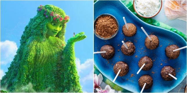 Make Way For This Te Fiti Fudgy Coco Cake Pops Recipe!