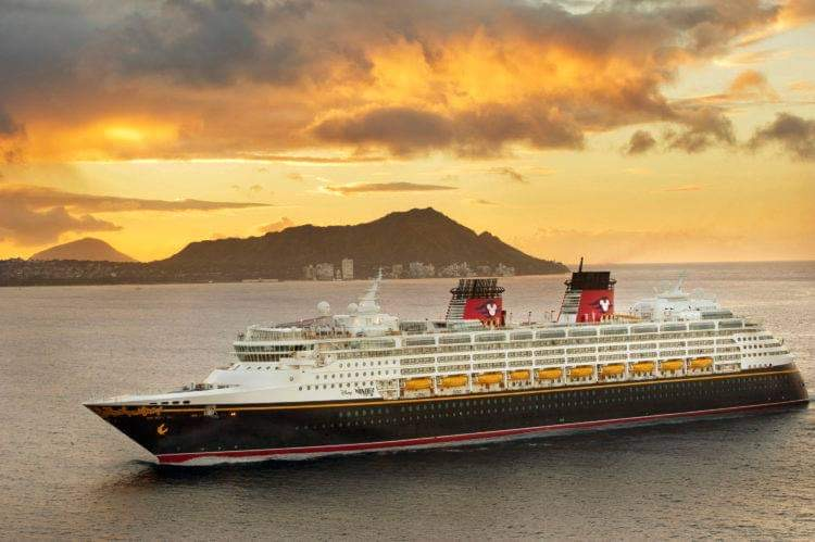 Disney Cruise Line has just postponed first test cruise