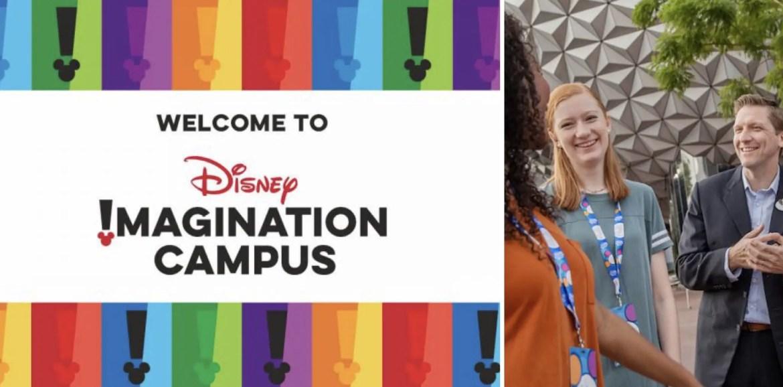 Introducing Disney's Imagination Campus!