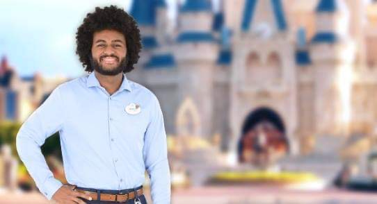 Fully Vaccinated Indoor Cast Members can now go mask free at Walt Disney World