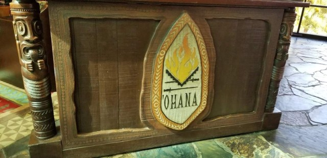 Menu & Pricing released for 'Ohana reopening this July 1