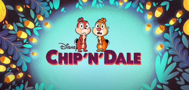 All New Chip & Dale Park Life coming to Disney+ 1