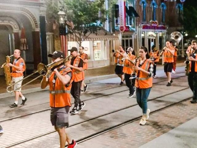 Disneyland band is returning this Friday! 3