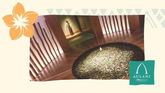 Laniwai Spa Reopening at Aulani June 15 1