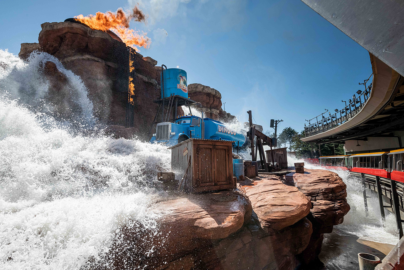 Disneyland Paris Officially Reopens today! 19