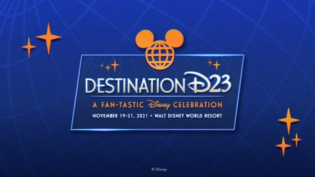 Destination D23 coming to Walt Disney World this November 1