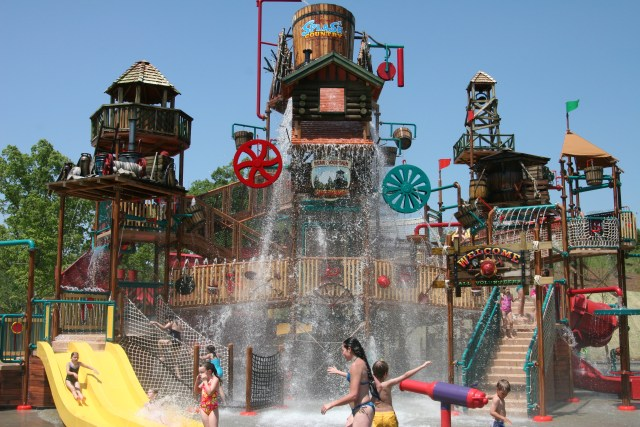 Dollywood's Splash Country Water Safety Education Event