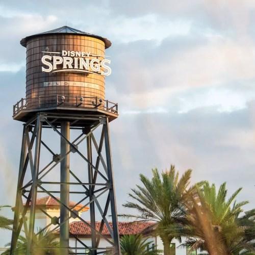 World of Disney store at Disney Springs