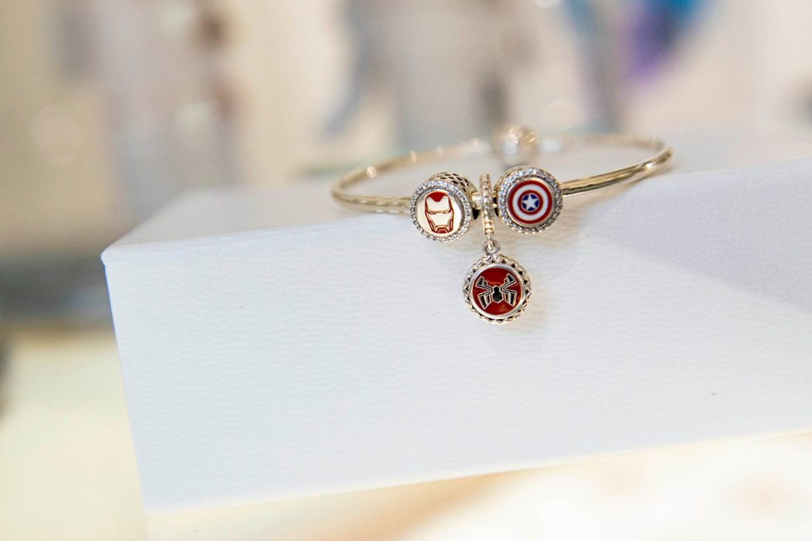 Assemble The Team With The New Avengers Pandora Charms