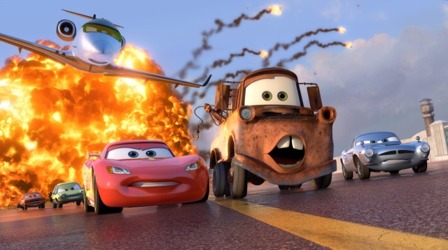 'Cars' Disney+ Series Will Include 'Planes' Characters 2