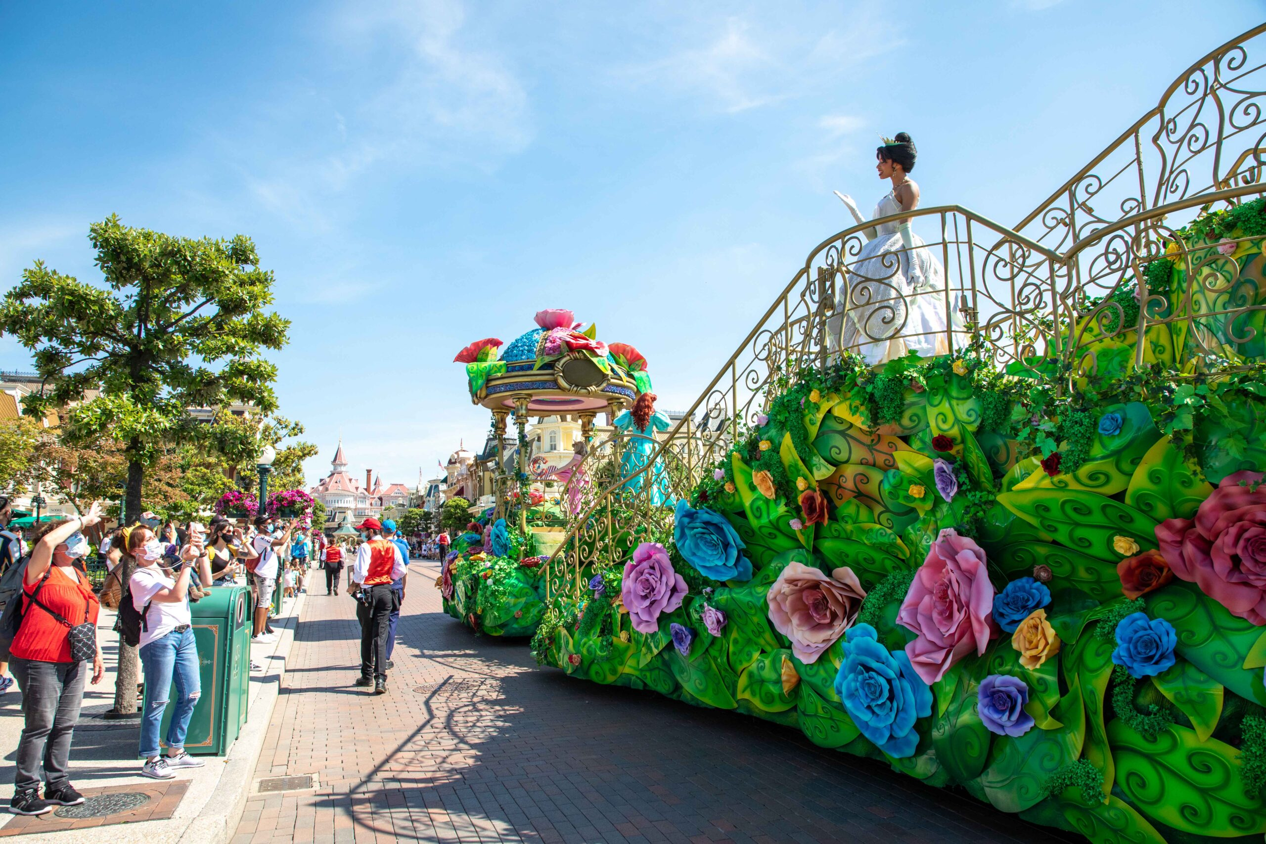 Disneyland Paris Officially Reopens today! 11