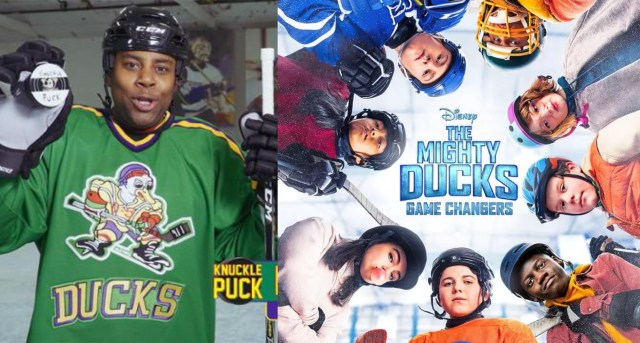 Showrunner Shares Kenan Thompson Will Join the Cast if Season 2 is Approved for 'The Mighty Ducks: Game Changers' 1