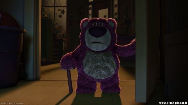 Actor Ned Beatty voice of Lotso from Toy Story 3 has passed away