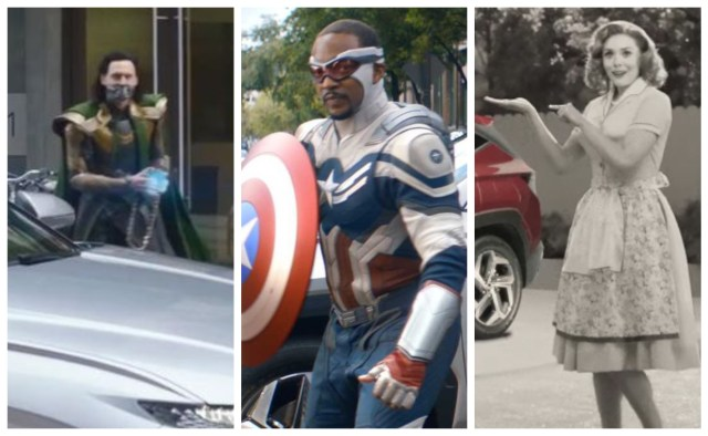 Marvel Disney+ Series Stars Featured in New Hyundai Commercials 1