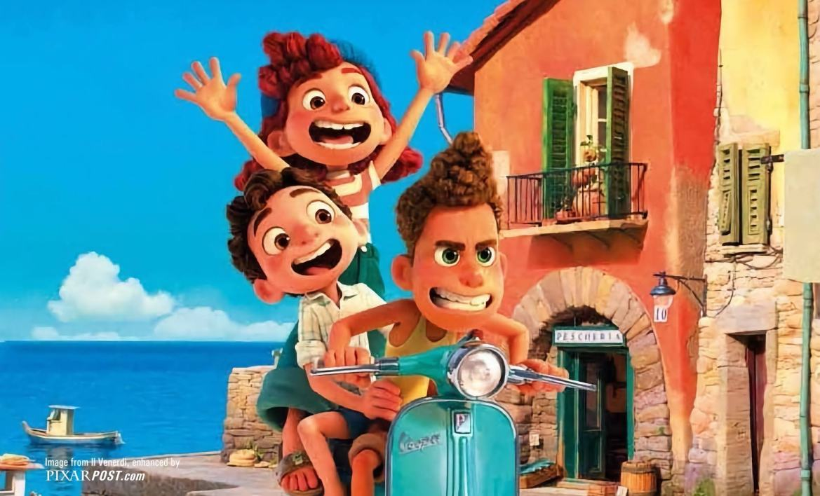 The Cast of Disney-Pixar's 'Luca' Share Their Excitement for the Upcoming Movie