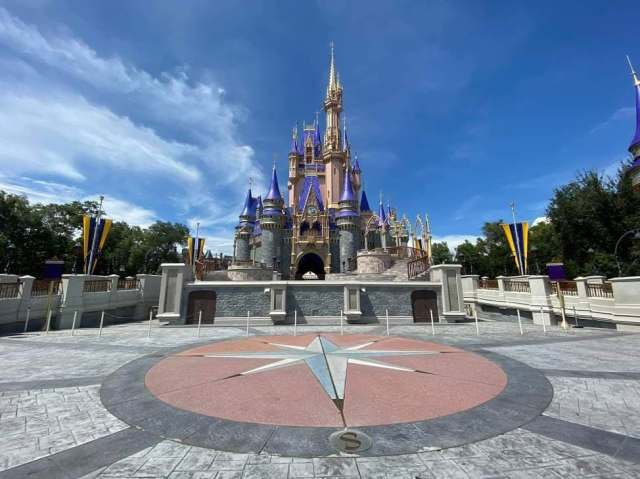 Disney World Park Pass Reservations