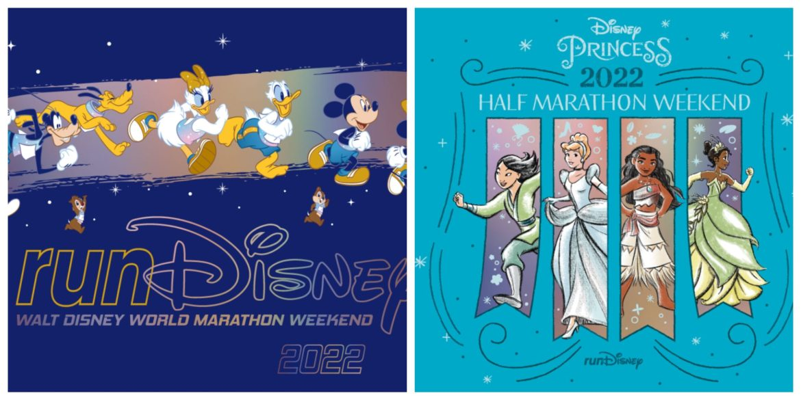In-person racing returns with 3 Disney World Races in 2022!
