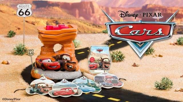 Cars Scentsy Collection