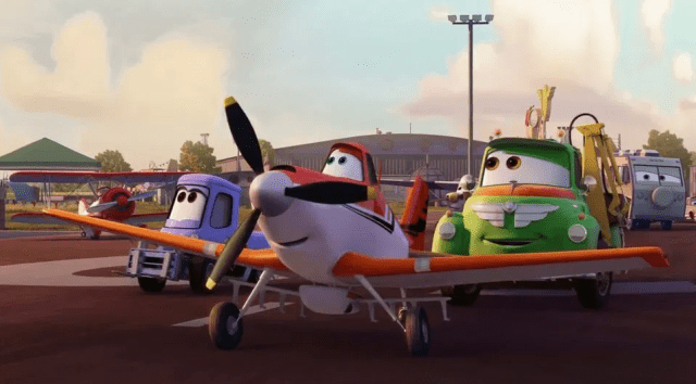 'Cars' Disney+ Series Will Include 'Planes' Characters 3