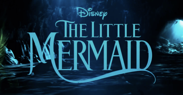 New Set Photos Feature Halle Bailey as Ariel in 'The Little Mermaid' 1