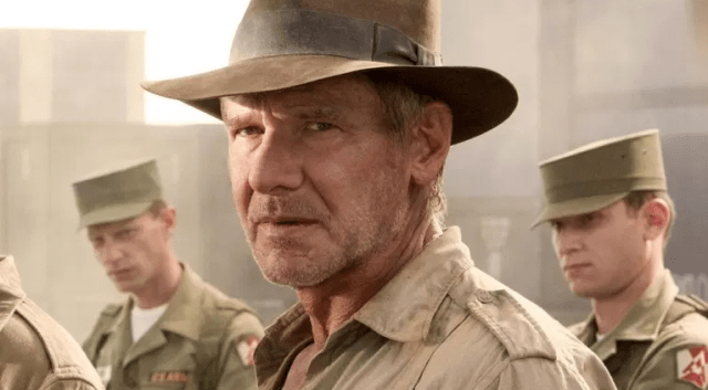 Harrison Ford Injured During 'Indiana Jones 5' Production 1