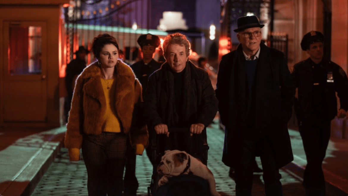 Steve Martin, Selena Gomez, and Martin Short Star in New 'Only Murders in the Building' Hulu Series