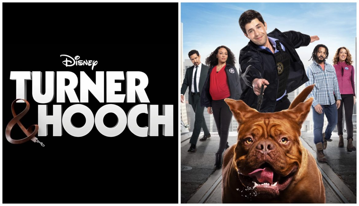 Check Out the Official Trailer for the 'Turner & Hooch' Disney+ Series Starring Josh Peck