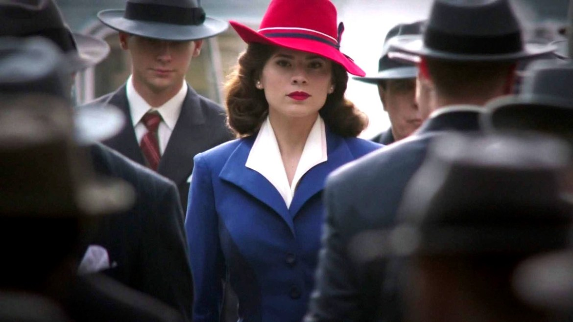 Peggy Carter Potentially Spotted in the 'Loki' Premiere