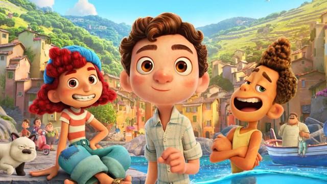 Our Spoiler-Free Review of Disney-Pixar's 'Luca' 1