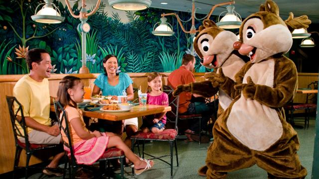 Condiments returning to the table at Disney World Restaurants 1
