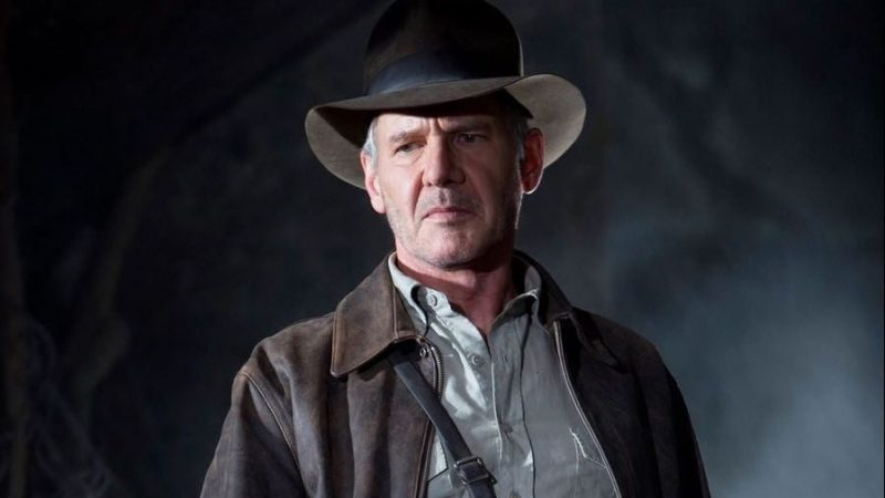 See Harrison Ford on Set and in Costume for 'Indiana Jones 5'
