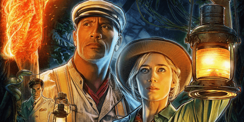 Check Out the New Trailers and Posters for Disney's 'Jungle Cruise' Coming to Theaters This July