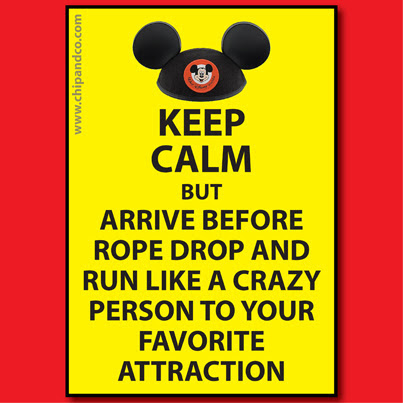 Rope Drop has returned to the Magic Kingdom 2