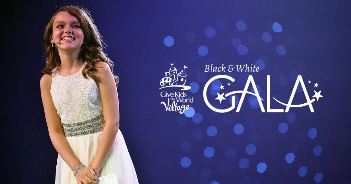 Broadway Stars to Perform at the Give Kids The World Village's Black & White Gala on September 18th