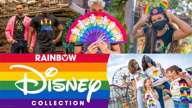 Disney Pride Gear You Can Find This Month!