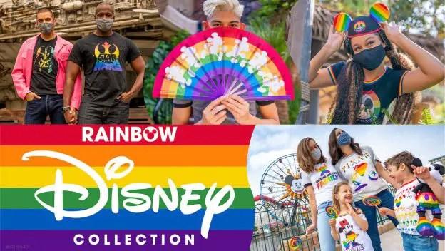 Disney Pride Gear