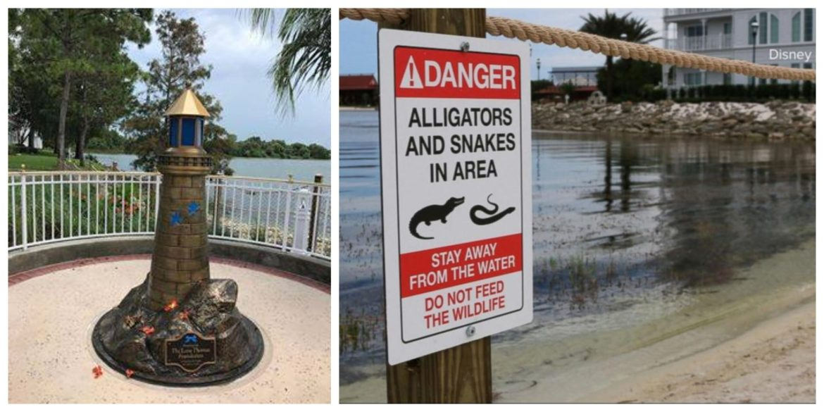 Disney has removed 250 Alligators from Disney World since Child's Death in 2016