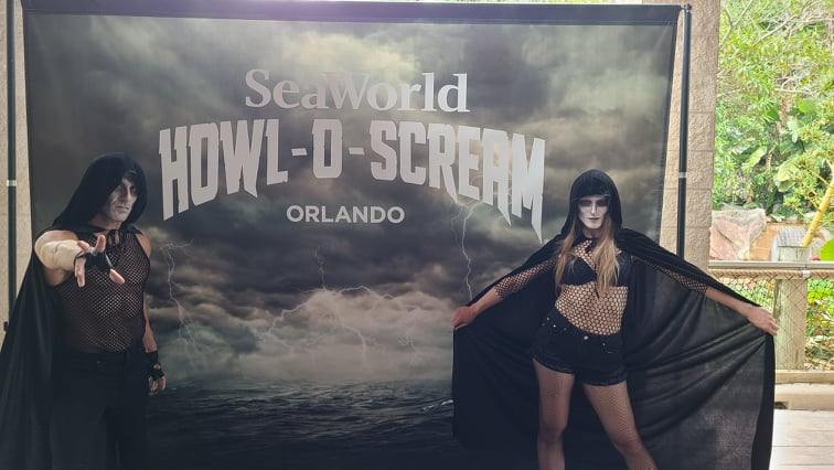 SeaWorld Orlando Announces More Frightening Details for Howl-O-Scream