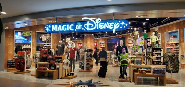 New Magic of Disney store coming to the Orlando Airport 2